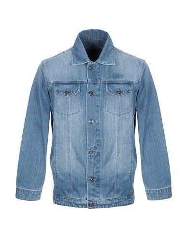 Happiness   Синий Мужская синяя джинсовая верхняя одежда HAPPINESS деним   Clouty