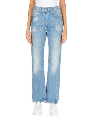 Grifoni   Синий Женские синие джинсовые брюки MAURO GRIFONI деним   Clouty