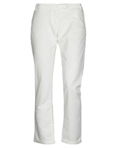 Brian Dales | Белый Женские белые джинсовые брюки BRIAN DALES деним | Clouty