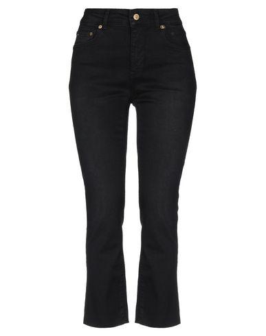 Department 5 | Черный Женские черные джинсовые брюки DEPARTMENT 5 деним | Clouty