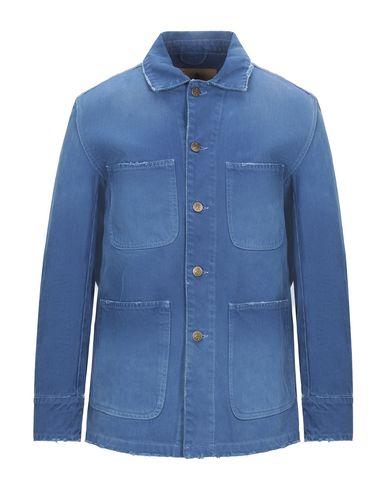 PRPS Goods & Co. | Лазурный Мужская лазурная джинсовая верхняя одежда PRPS деним | Clouty