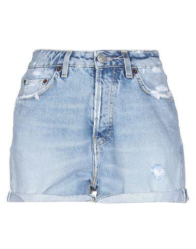 Haikure   Синий Женские синие джинсовые шорты HAIKURE деним   Clouty