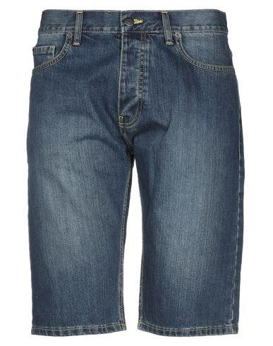DICKIES | Синий Мужские синие джинсовые бермуды DICKIES деним | Clouty