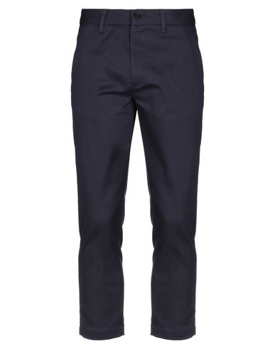 Gazzarrini | Темно-синий; Черный Мужские темно-синие джинсовые брюки капри GAZZARRINI деним | Clouty