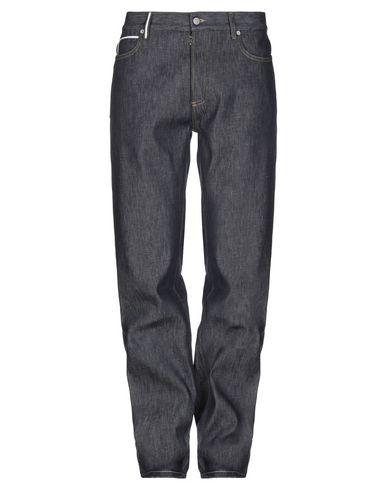 Maison Margiela   Синий Мужские синие джинсовые брюки MAISON MARGIELA деним   Clouty