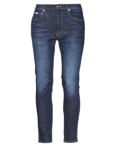 (+) People | Синий Женские синие джинсовые брюки (+) PEOPLE деним | Clouty