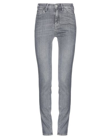 M.I.H Jeans | Серый Женские серые джинсовые брюки M.I.H JEANS деним | Clouty