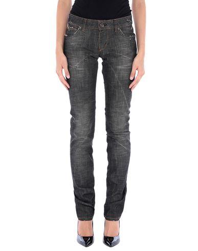 Brian Dales   Стальной серый Женские джинсовые брюки BRIAN DALES деним   Clouty