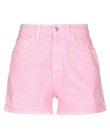 Haikure   Розовый Женские розовые джинсовые шорты HAIKURE деним   Clouty