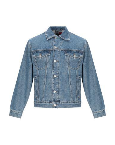 TOMMY Jeans | Синий Мужская синяя джинсовая верхняя одежда TOMMY JEANS деним | Clouty