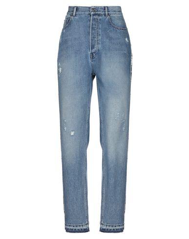 PT Torino | Синий Женские синие джинсовые брюки PT Torino деним | Clouty