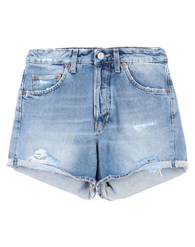 Haikure | Синий Женские синие джинсовые шорты HAIKURE деним | Clouty