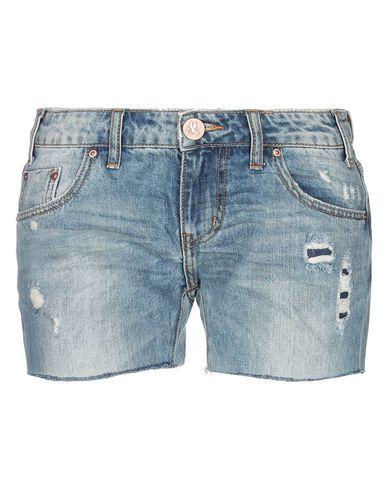 One X OneTeaspoon | Синий Женские синие джинсовые шорты ONE x ONETEASPOON деним | Clouty