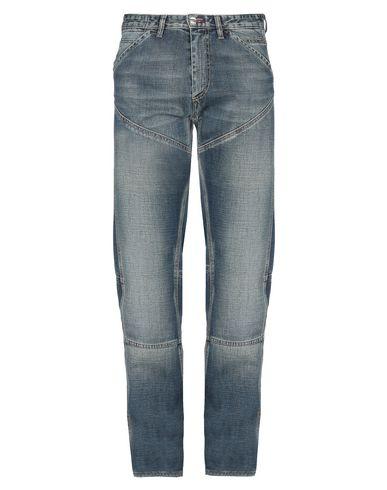 Mason'S | Синий Мужские синие джинсовые брюки MASON'S деним | Clouty