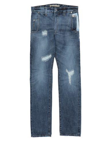 Tejido | Синий Мужские синие джинсовые брюки TEJIDO деним | Clouty