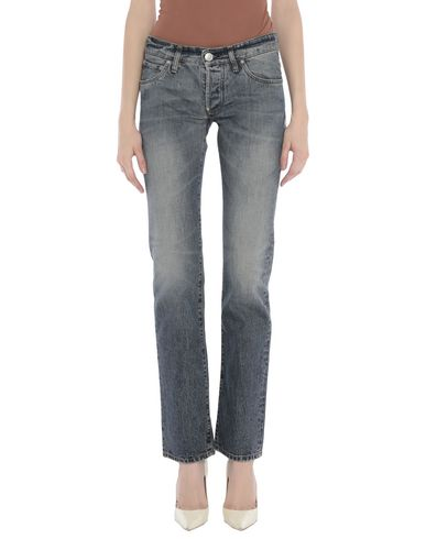 Tejido | Синий Женские синие джинсовые брюки TEJIDO деним | Clouty