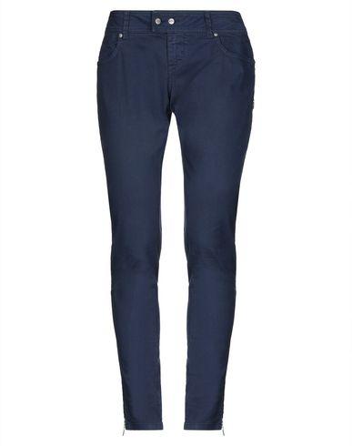 Tejido | Темно-синий Женские темно-синие джинсовые брюки TEJIDO деним | Clouty