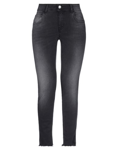 Haikure | Стальной серый Женские джинсовые брюки HAIKURE деним | Clouty