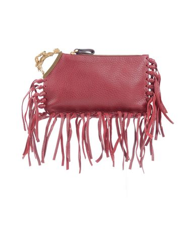 Valentino Garavani | Красный Женская красная сумка на руку VALENTINO GARAVANI маленький размер | Clouty