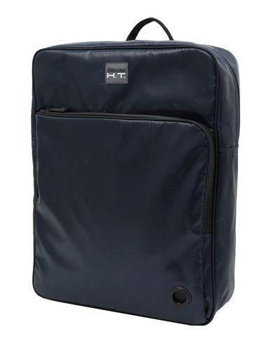 BLAUER. H.T. | Темно-синий Мужские темно-синие рюкзаки и сумки на пояс BLAUER. H.T. макси | Clouty
