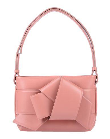 Acne Studios   Пастельно-розовый Женская сумка на руку ACNE STUDIOS средний размер   Clouty
