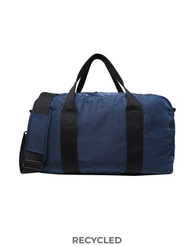 8 By Yoox | Темно-синий Темно-синяя сумка на руку 8 by YOOX макси | Clouty