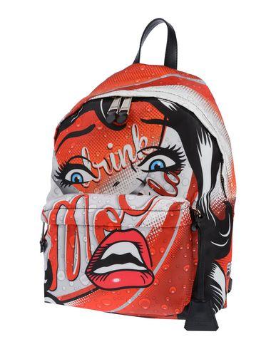 MOSCHINO | Черный Женские черные рюкзаки и сумки на пояс MOSCHINO макси | Clouty