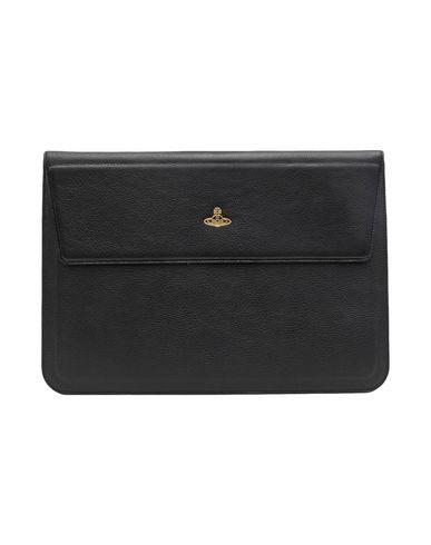 Vivienne Westwood   Черный Черной деловые сумки VIVIENNE WESTWOOD средний размер   Clouty