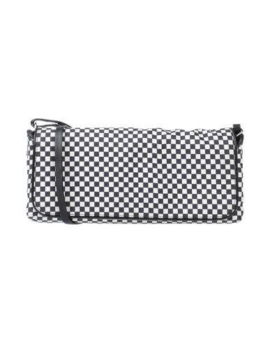 Dries Van Noten   Черный Женская черная сумка через плечо DRIES VAN NOTEN плотная ткань   Clouty