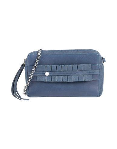 Hispanitas | Синий Женская синяя сумка на руку HISPANITAS маленький размер | Clouty