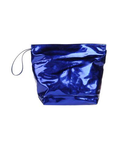 Marni | Синий; Золотистый Женская синяя сумка на руку MARNI средний размер | Clouty