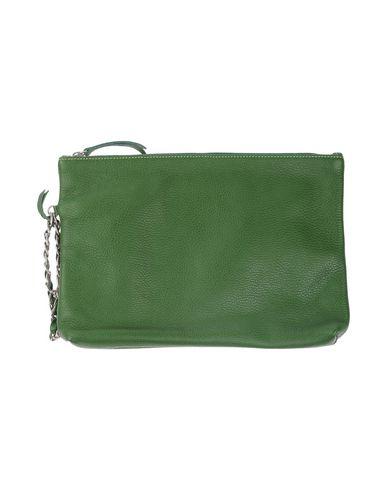 THETWOS Milano | Зеленый-милитари Женская сумка на руку THETWOS Milano средний размер | Clouty