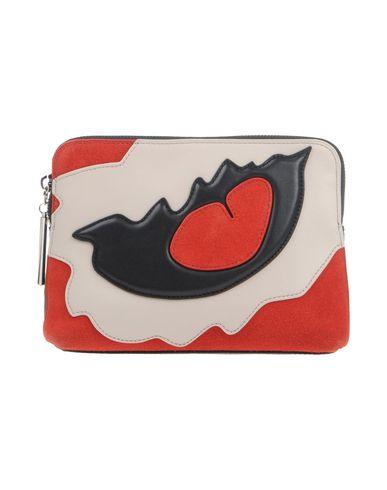 3.1 Phillip Lim | Красный Женская красная сумка на руку 3.1 PHILLIP LIM маленький размер | Clouty