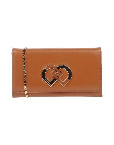 DSQUARED2   Коричневый Женская коричневая сумка на руку DSQUARED2 маленький размер   Clouty