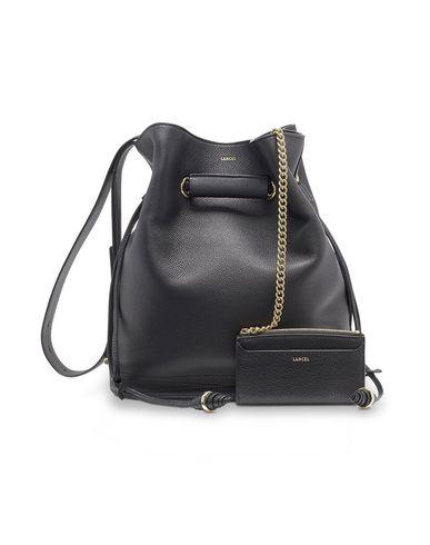 Lancel | Черный Женская черная сумка через плечо LANCEL Впервые выпущенная в 1927 г. | Clouty