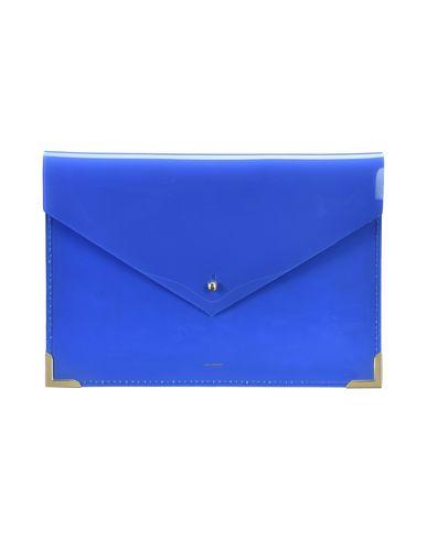 NORMANN COPENHAGEN | Ярко-синий Женская сумка на руку NORMANN COPENHAGEN средний размер | Clouty