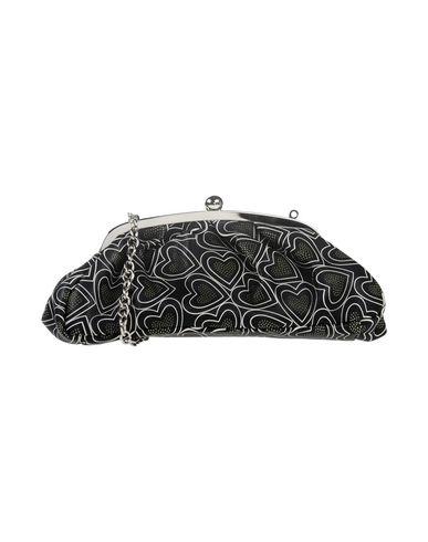 Tosca Blu | Черный Женская черная сумка на руку TOSCA BLU искусственная кожа | Clouty