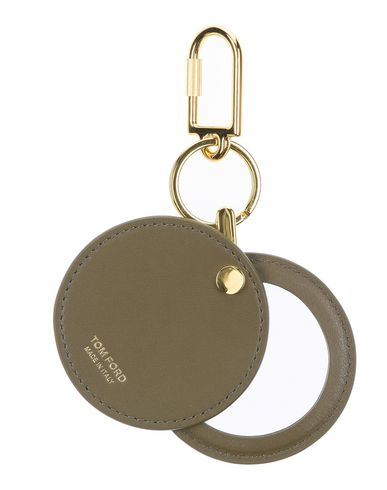 Tom Ford | Хаки Женский брелок для ключей TOM FORD логотип | Clouty