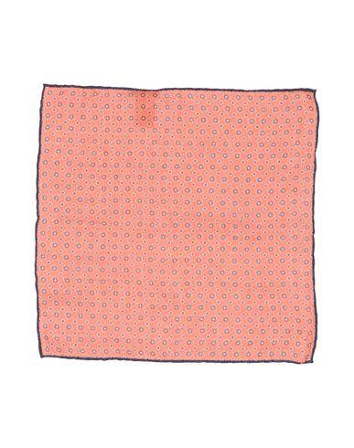 Brunello Cucinelli | Мужской оранжевый платок BRUNELLO CUCINELLI плотная ткань | Clouty