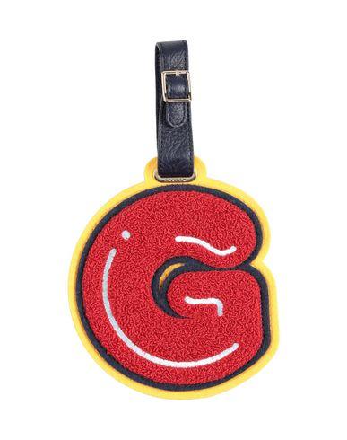 CHAOS | Женский красный брелок для ключей CHAOS кожа | Clouty
