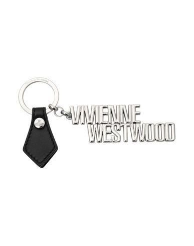 Vivienne Westwood | Серебристый брелок для ключей VIVIENNE WESTWOOD логотип | Clouty