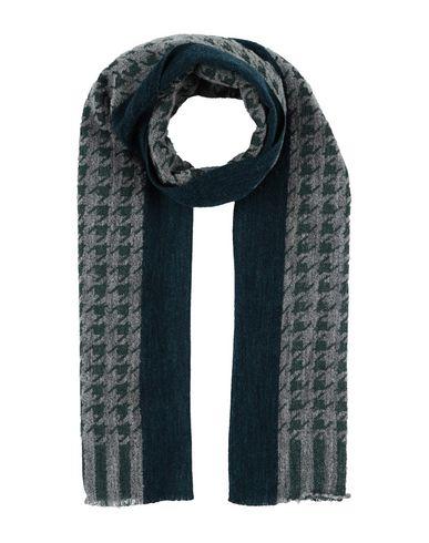 Fiorio   Мужской серый шарф FIORIO букле   Clouty