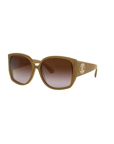 BURBERRY | Верблюжий Женские верблюжьи солнечные очки BURBERRY логотип | Clouty