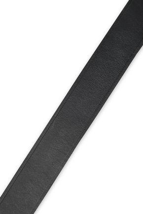 IRO | Iro Woman Leather Belt Black | Clouty