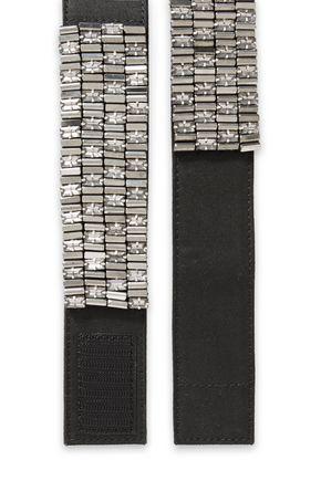 Marni | Marni Woman Skinny Belts Black | Clouty