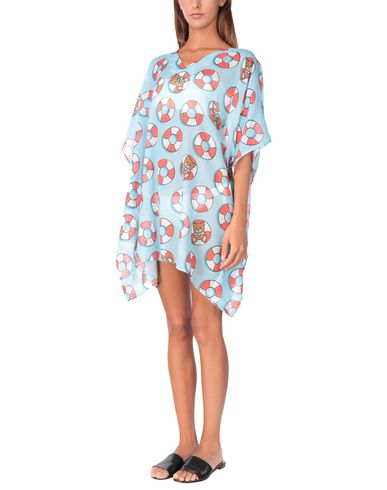 MOSCHINO | Небесно-голубой Женское пляжное платье MOSCHINO плотная ткань | Clouty