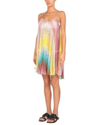 Missoni Mare | Желтый Женское желтое пляжное платье MISSONI MARE вязаное изделие | Clouty