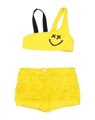 YPORQUE   Желтый Детское желтое бикини YPORQUE синтетическое джерси   Clouty