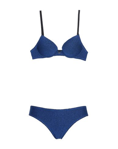Twin-Set | Женский синий комплект белья TWINSET Вязаное изделие | Clouty