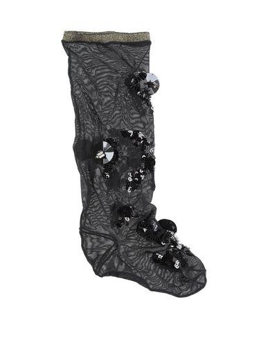 By Malene Birger | Черный Женские черные короткие носки BY MALENE BIRGER тюль | Clouty
